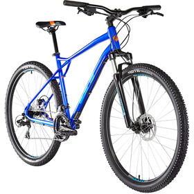 "GT Bicycles Aggressor Expert 29"" gloss electric blue"